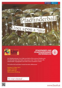 Once upon a time - Pfadfinderball 2013