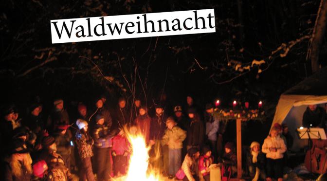 Waldweihnacht 2016
