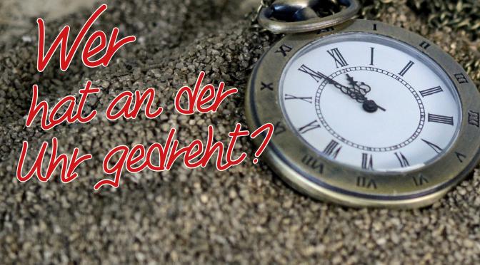 Pfadfinderball 2019: Wer hat an der Uhr gedreht?