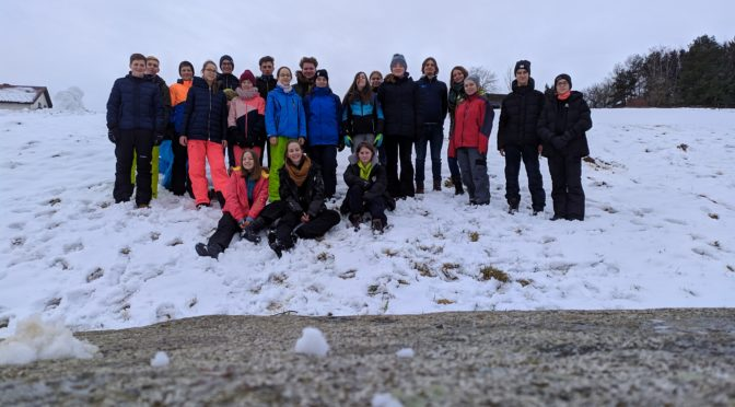 CaEx Winterlager