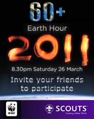 Earth Hour WOSM